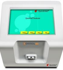 Analizador QuickVet