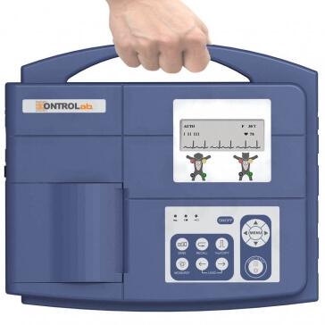Electrocardiografo Veterinario EC-300