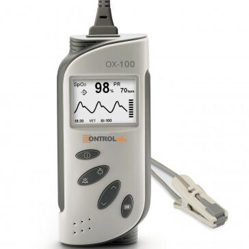 Pulsoximetro Veterinario OX-100