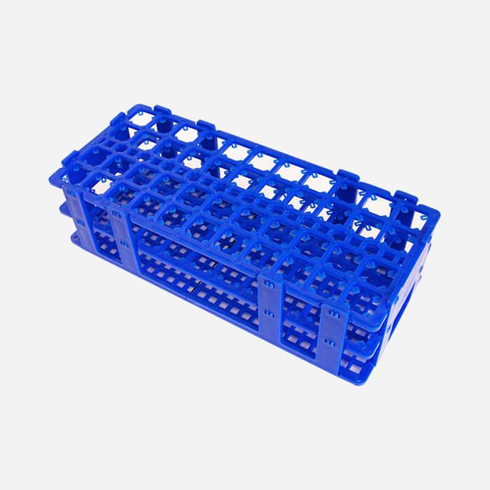 Gradilla Azul 44 Tubos