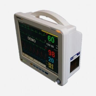 Monitor Veterinario Impresora M8i