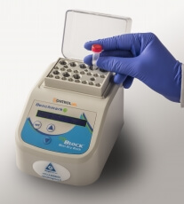 PCRun Heat Block and Column